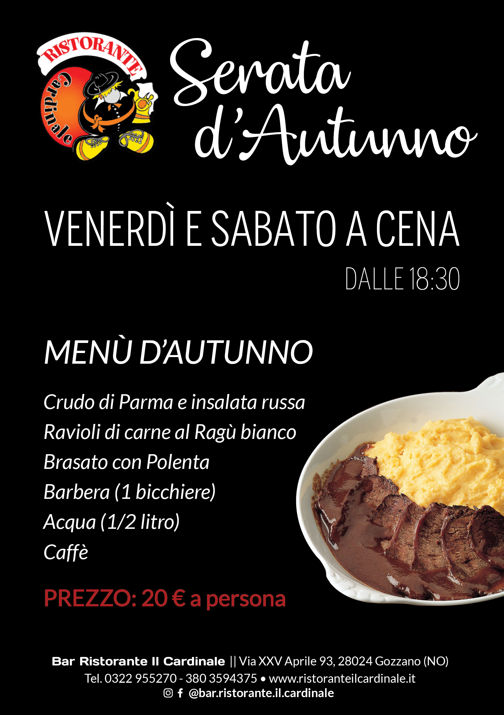 Serate d'Autunno 2020
