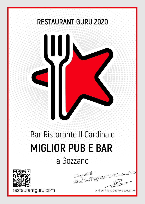 Best Pub 2020
